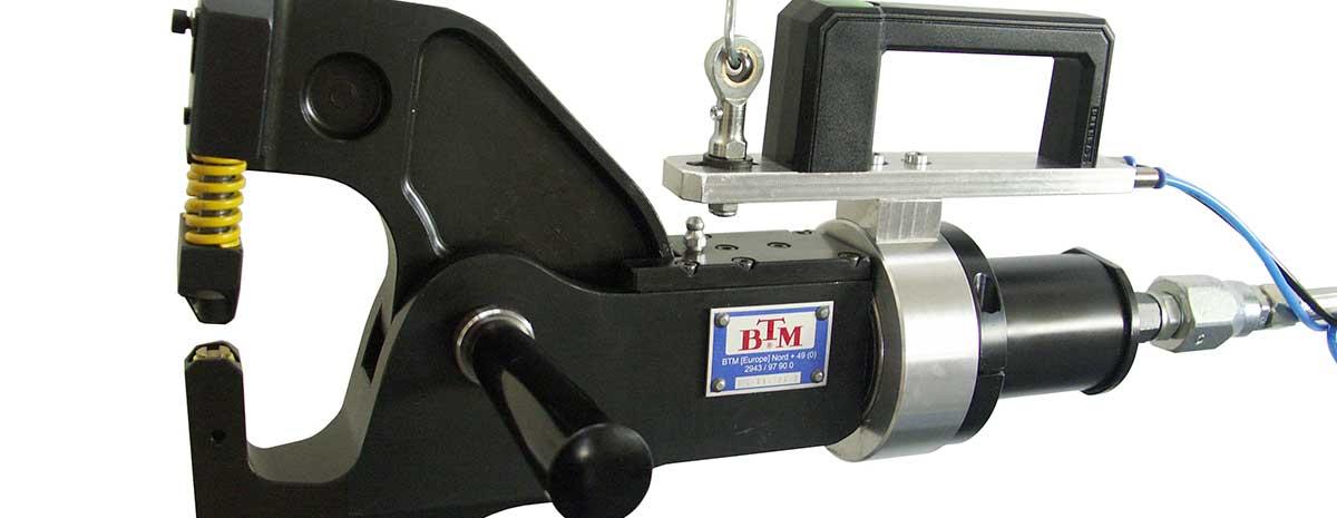 Hydraulic Presses Btm